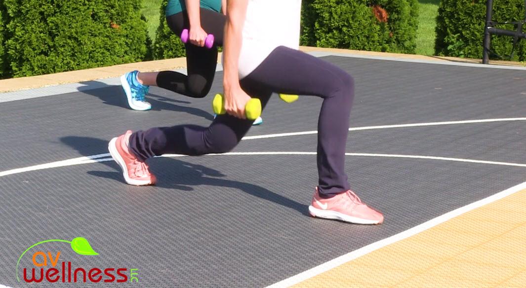 Compound weight training