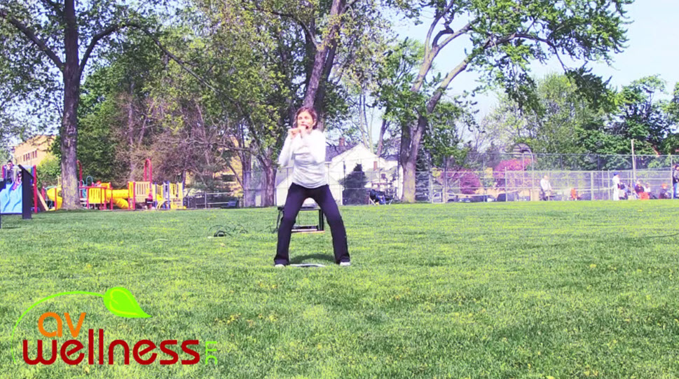 AVWellness - Free Park Workout